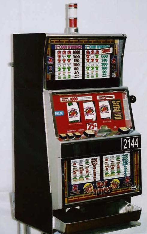 video slot machines how they work